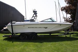 New Nautique Super Air Nautique GS22 Bowrider Boat For Sale
