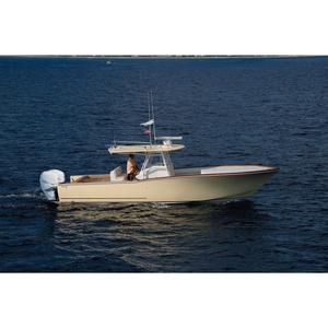 Used Bonadeo Cuddy Center Console Fishing Boat For Sale