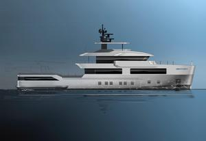 New Custom Nedxplor 38 Motor Yacht For Sale