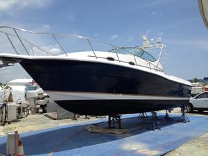 Used Stamas 320 Express Sports Fishing Boat For Sale
