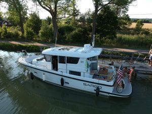 New Sargo 31 Aft Door Sports Cruiser Boat For Sale
