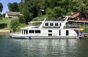 Used Fantasy 80 House Boat For Sale