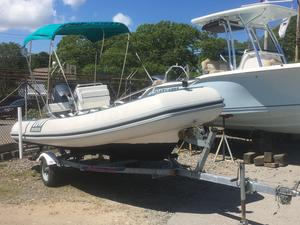 Used Novurania 460 DL Tender Boat For Sale