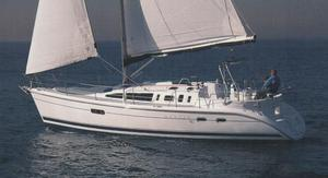 Used Hunter 410 Cruiser Sailboat For Sale