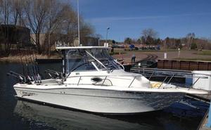 Used Sport-Craft 241 WAC Cuddy Cabin Boat For Sale