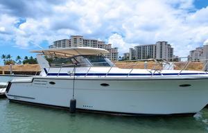Used Californian Veneti 44 Express Cruiser Boat For Sale