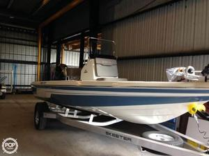 Used Skeeter SX200 Bay Boat For Sale