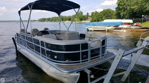Used South Bay 522 FCR Pontoon Boat For Sale