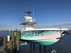 Used Venture 39 Open Center Console Fishing Boat For Sale