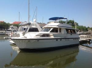 Used Jefferson 52 Marquessa Extended Deckhouse Motor Yacht For Sale