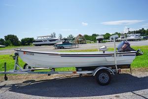 Used Sea N Sport 16 South Seas Skiff Tender Boat For Sale