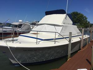 Used Chris-Craft 31 Commander Pilothouse Boat For Sale