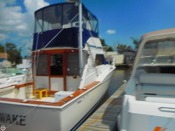 Used Chris-Craft 36 Tournament Commander Sports Fishing Boat For Sale