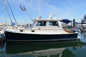 Used Custom Royal Lowell Hardtop Cruiser Downeast Fishing Boat For Sale