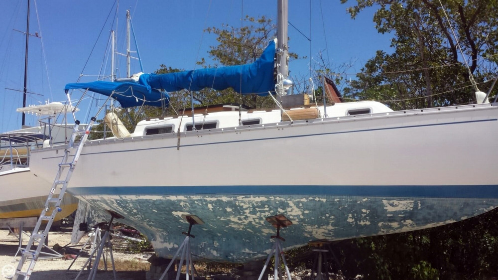Used Endeavour 32 SL Sloop Sailboat For Sale