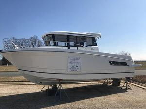 New Jeanneau NC 875 Sports Fishing Boat For Sale