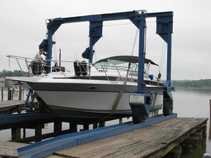 Used Chris-Craft 320 Amerosport Express Cruiser Boat For Sale