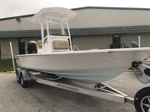 New Sportsman Boats Tournament 234 Bay BoatTournament 234 Bay Boat Bay Boat For Sale