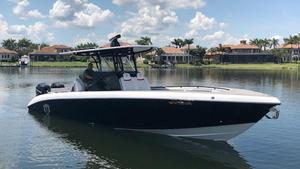 Used Statement 35 SUV Open Center Console Fishing Boat For Sale