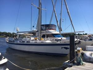 Used Hallberg-Rassy 53 Cruiser Sailboat For Sale
