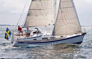 Used Hallberg-Rassy 310 Cruiser Sailboat For Sale