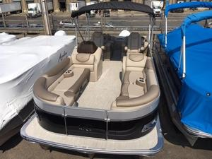 Used Avalon Catalina Rear Lounger - 25' Pontoon Boat For Sale