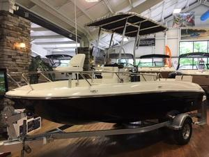 New Bayliner 180 Element Fish Center Console Fishing Boat For Sale