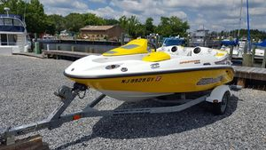 Used Sea-Doo Sport Boats Sportster High Performance Boat For Sale
