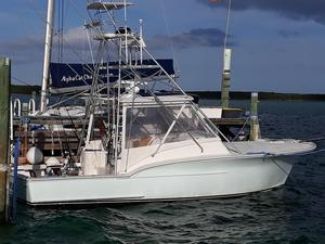 Used Jarrett Bay Jersey Devil Express Sports Fishing Boat For Sale