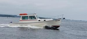 Used Northern Bay Fisherman/cruiser Commercial Boat For Sale