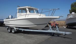 New Defiance 220 Admiral EX220 Admiral EX Walkaround Fishing Boat For Sale