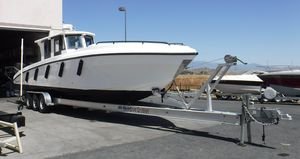 Used Renegade 3838 Pilothouse Boat For Sale