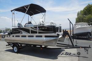 Used Qwest Gillgetter 715 FishmasterGillgetter 715 Fishmaster Pontoon Boat For Sale