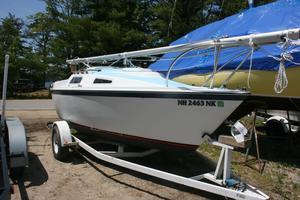 Used Laguna Windrose Daysailer Sailboat For Sale