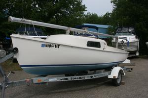 Used Stuart Marine Mariner Daysailer Sailboat For Sale