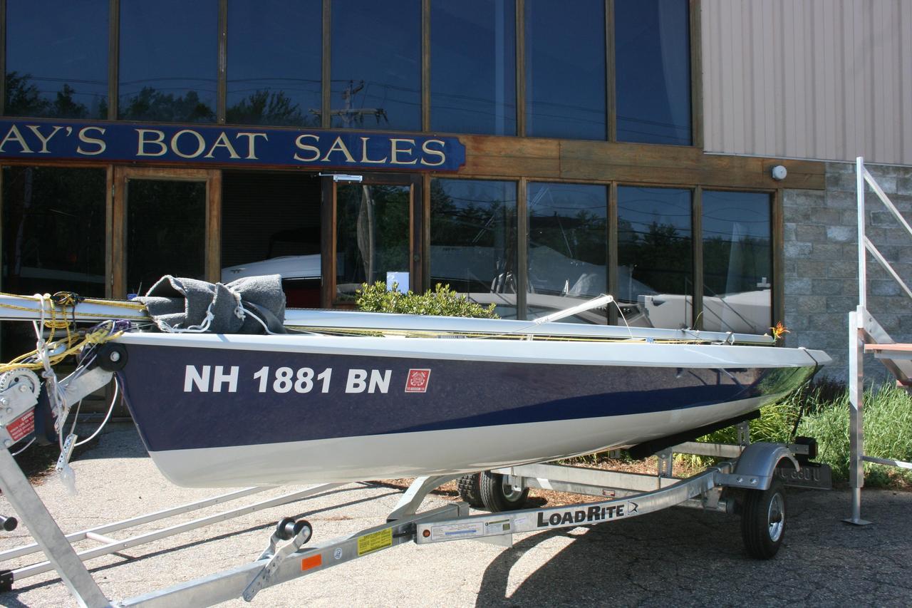 2006 Used Vanguard 15 Daysailer Sailboat For Sale - $3,100 - Gilford ...