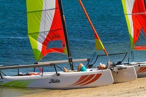 New Hobie Cat Getaway Catamaran Sailboat For Sale