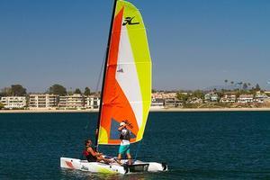 New Hobie Cat Club Wave Catamaran Sailboat For Sale