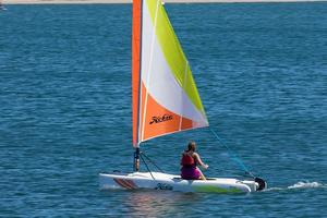 New Hobie Cat Bravo Catamaran Sailboat For Sale
