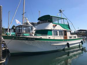 Used Trawler Puget Trawler Boat For Sale