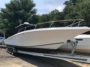 Used Fountain 38 Tournament Edition Center Console Fishing Boat For Sale
