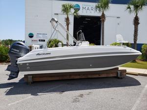 New Hurricane Center Console 19 OB Center Console Fishing Boat For Sale