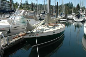 Used Edey & Duff Stone Horse Daysailer Sailboat For Sale