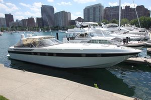 Used Baia 60 Force One Express Cruiser Boat For Sale