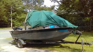 Used Starcraft Fishmaster 176 DC Aluminum Fishing Boat For Sale