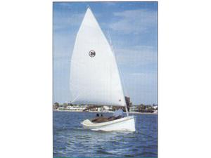 New Com-Pac Picnic Cat Daysailer Sailboat For Sale