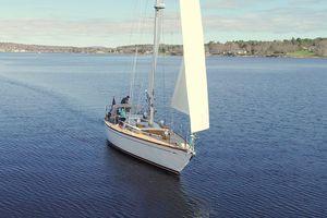 Used Lyman-Morse Seguin 44 Cruiser Sailboat For Sale