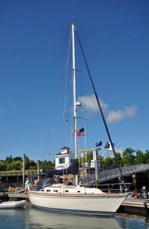 Used Pearson 36 Racer and Cruiser Sailboat For Sale