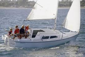 Used Catalina 22 MKII Cruiser Sailboat For Sale