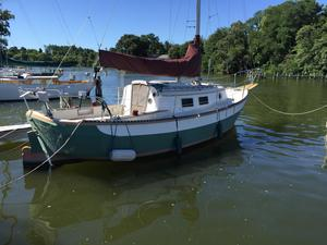 Used Kent Ranger Daysailer Sailboat For Sale